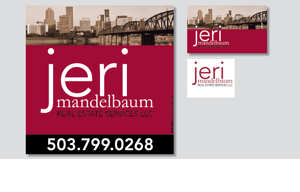 jeri mandelbaum business card