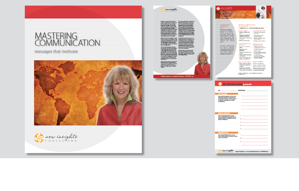 new insights consulting branding
