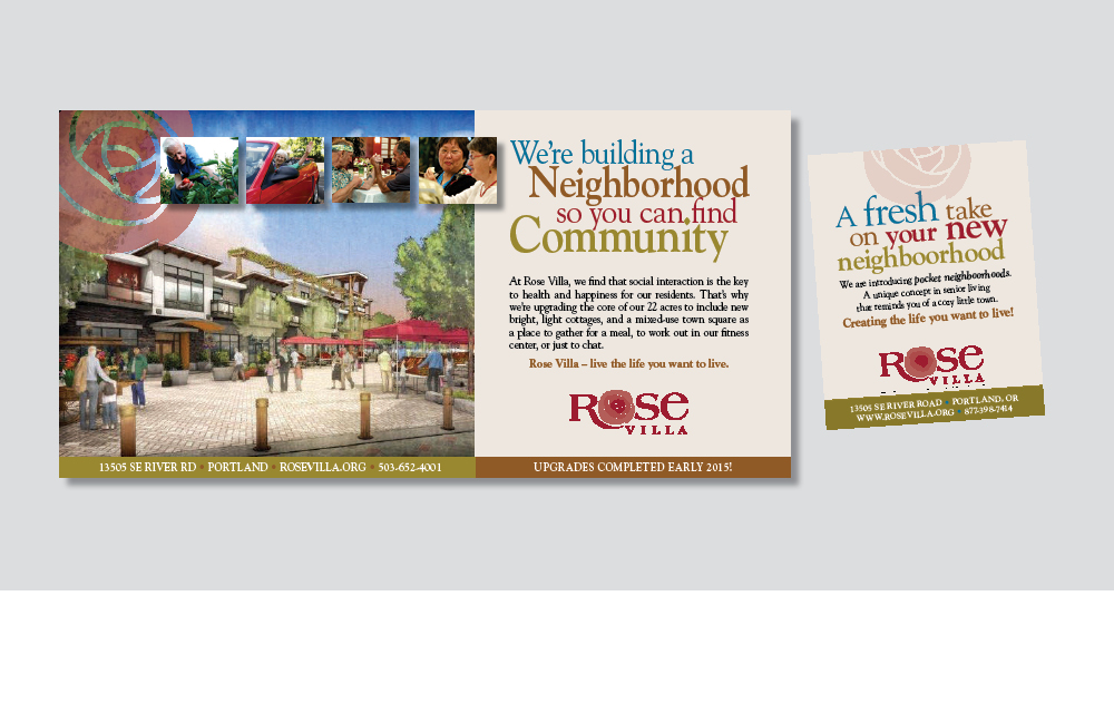 Rose Villa brochure
