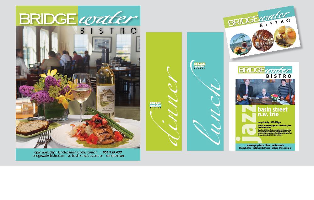 Bridgewater Bistro brochure