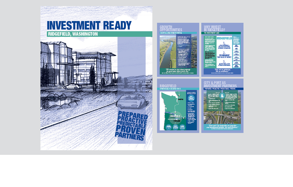investment ready brochure